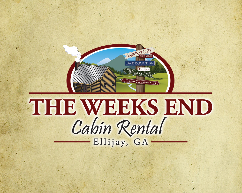 The Weeks End - Logo Design - Port Saint Lucie