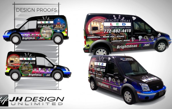 Car Wraps PSL