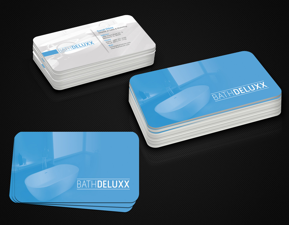 High Quality Custom Business Card Design and Printing - JH Design