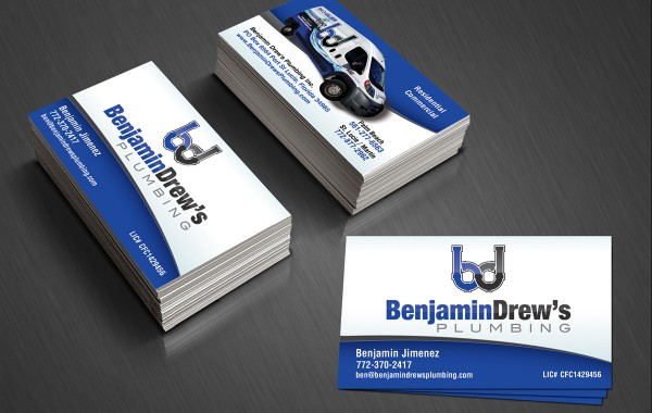 business cards treasure coast