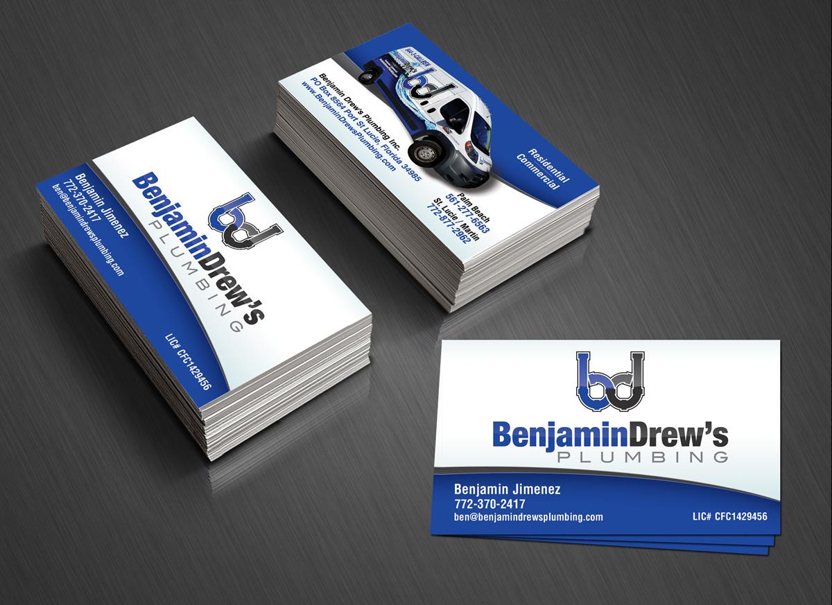 business cards treasure coast