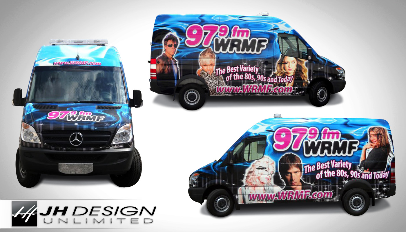 Vehicle Wraps Port St Lucie