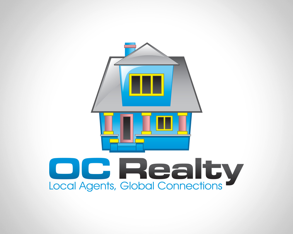 OC Realty - Logo Design - Treasure Coast, FL