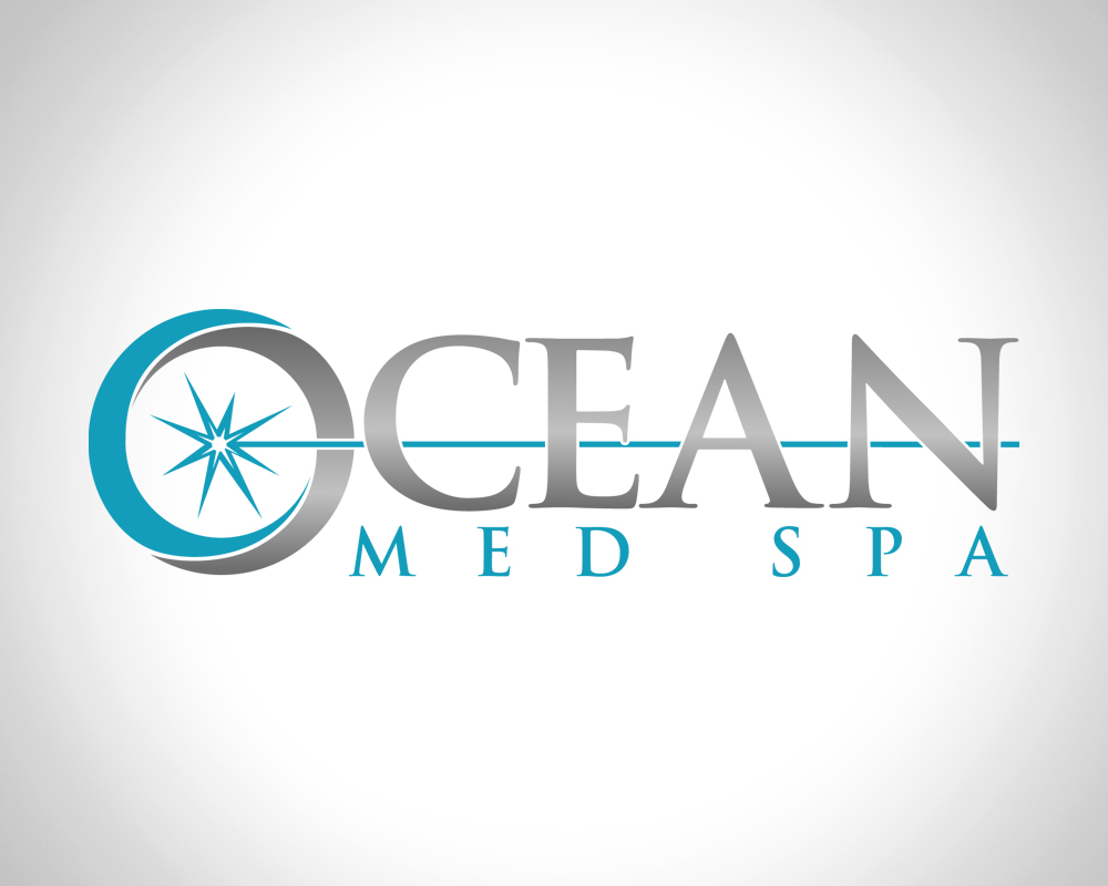 Oceans Med Spa - Logo Design - Treasure Coast