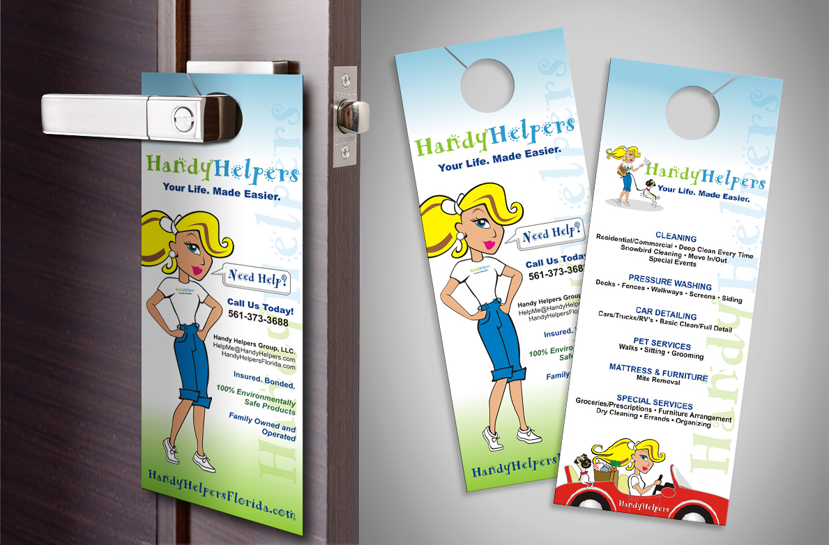 door hanger design real estate. Door Hanger Design Real Estate Cool Designs. Hangers Creative