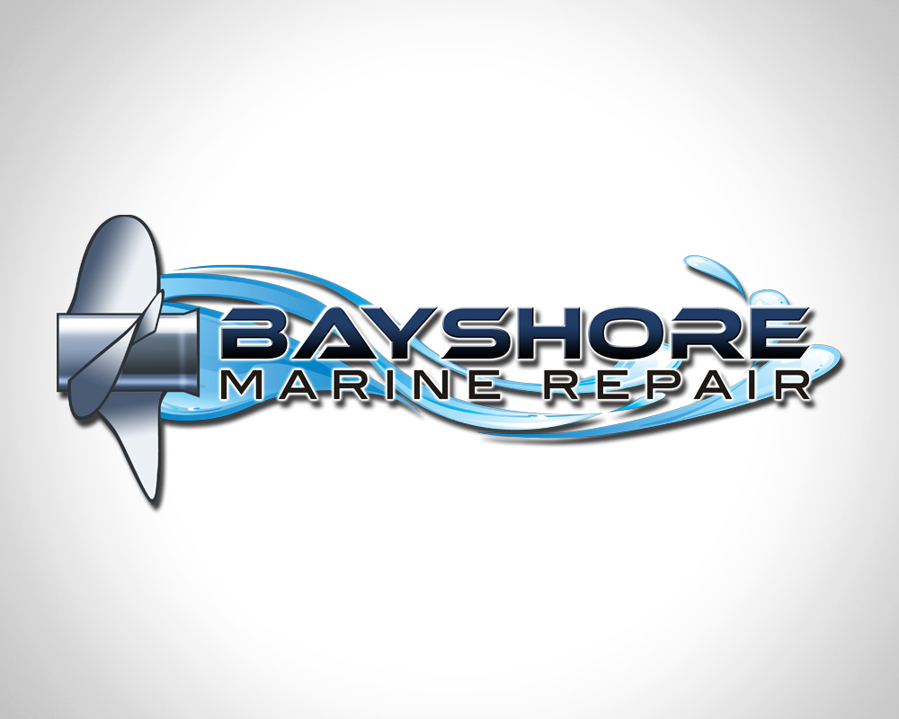 Bayshore Marine - Logo Design - Treasure Coast