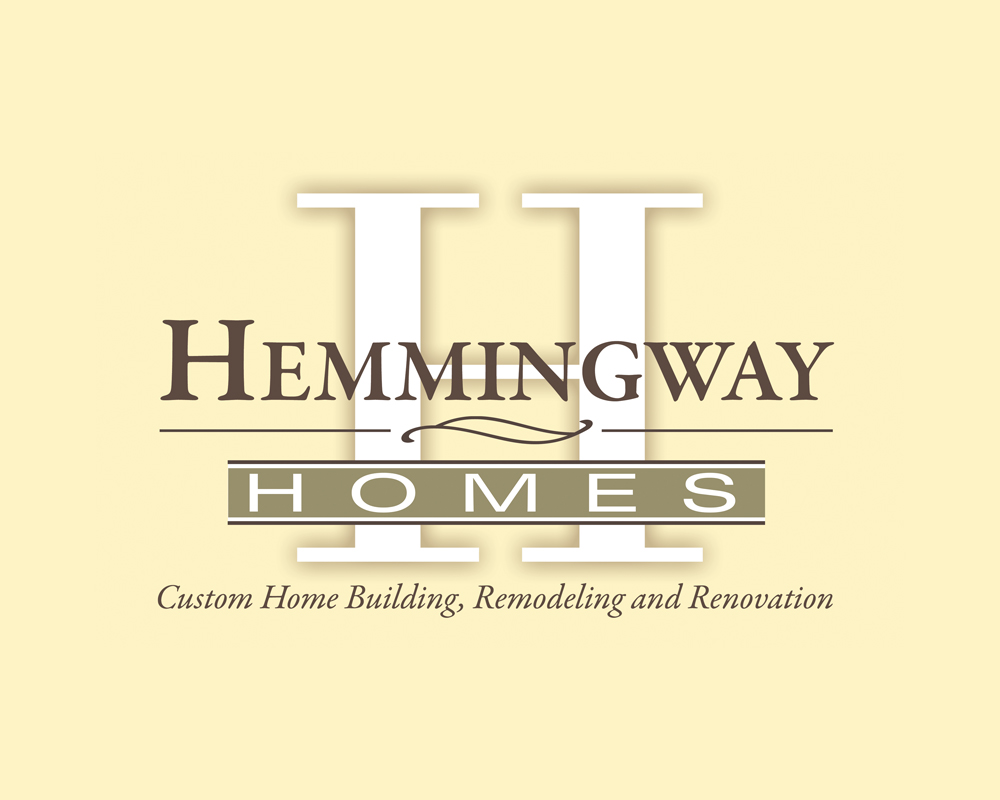 Hemmingway Homes - Logo Design - Treasure Coast