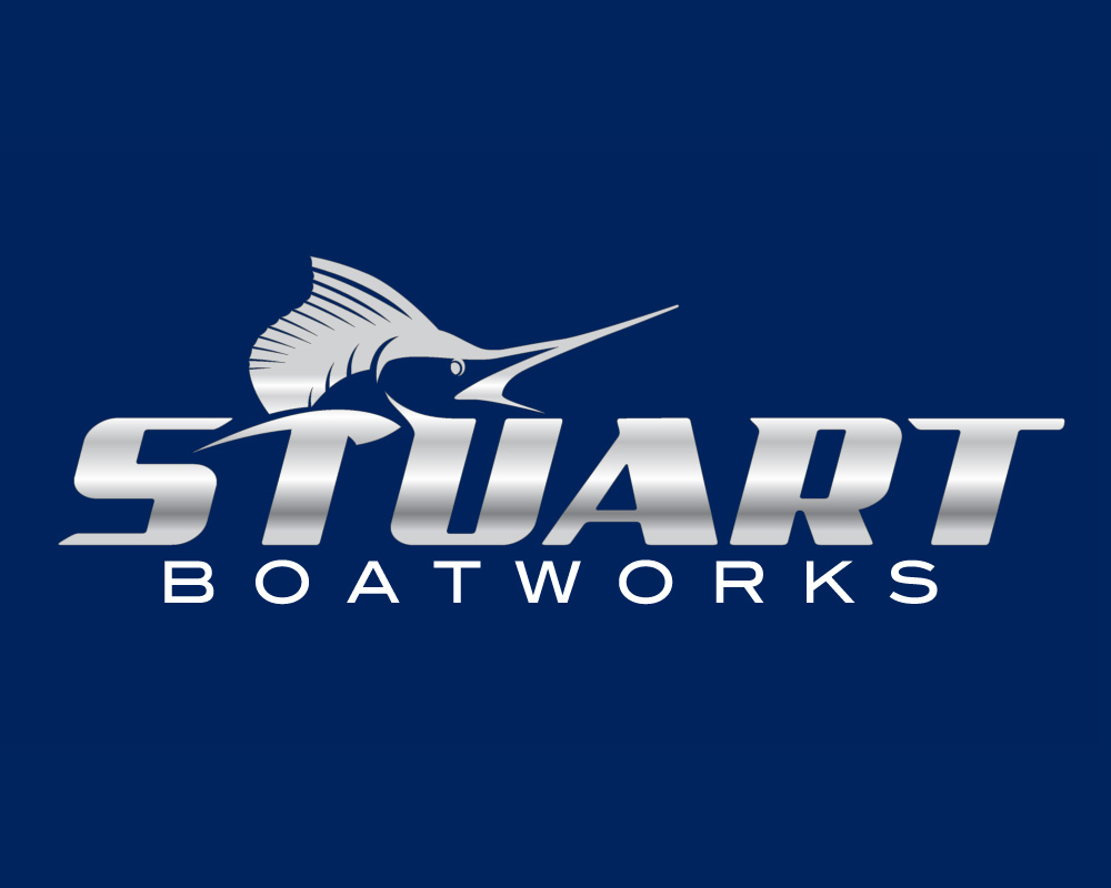 Stuart Boatworks - Logo Design - Port Saint Lucie