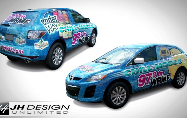 Wrap Design Florida