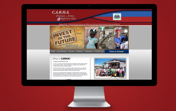 Florida Website Development - C.A.R.H.A.