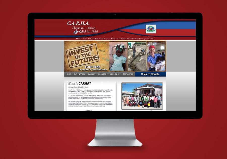 Florida Website Development - C.A.R.H.A.