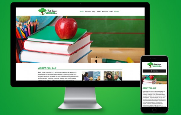 St Lucie Website Developer - Park Slope Learning