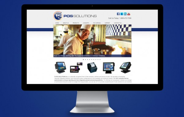 Web Design Florida - T3 Pos Solutions