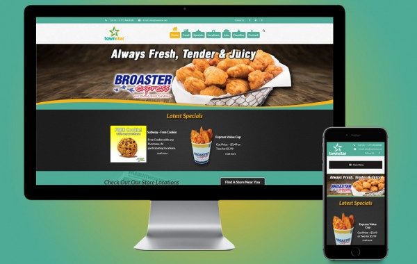 Treasure Coast, FL Website Design - Townstar