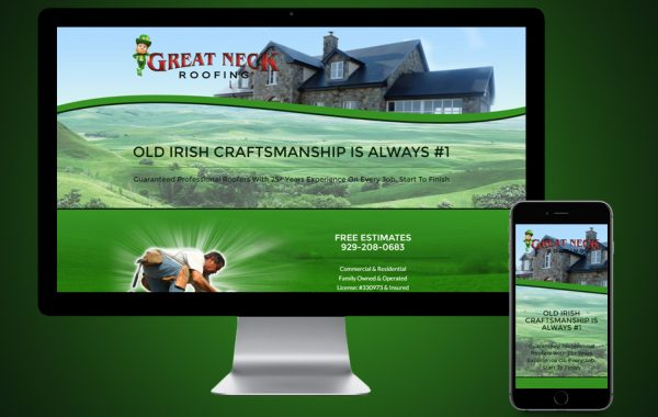 St Lucie Website Development - Great Neck Roofing