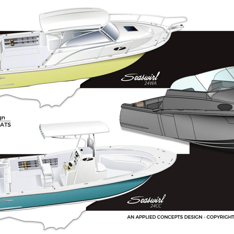 Yacht Design - Product Design Port St Lucie