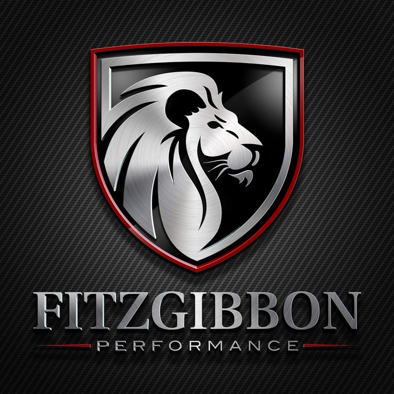 Fitzgibbon Performance Logo Design