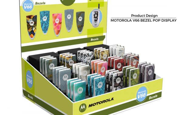 Motorola Bezel POP Display - Product Designer - Florida