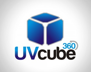 UV Cube 360 - Logo Design and Product Engineering, FL