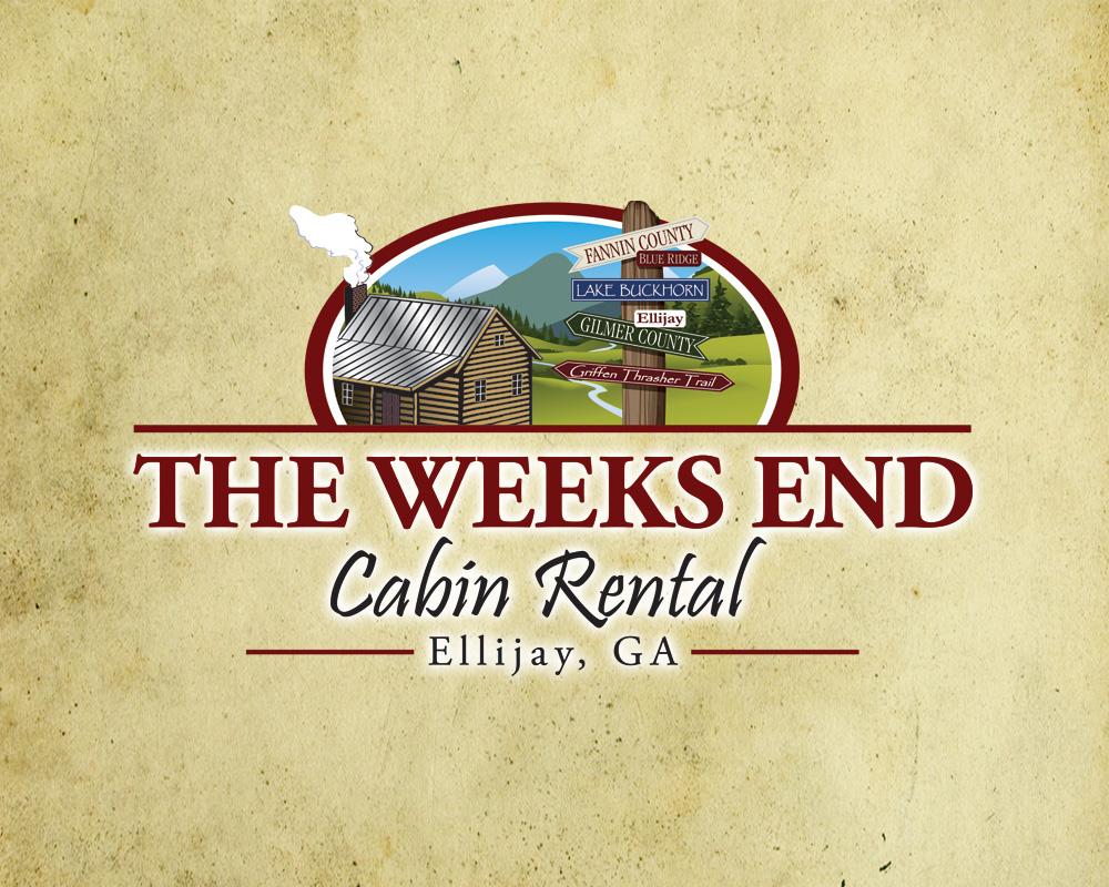 The Weeks End - Logo Design - Port Saint Lucie