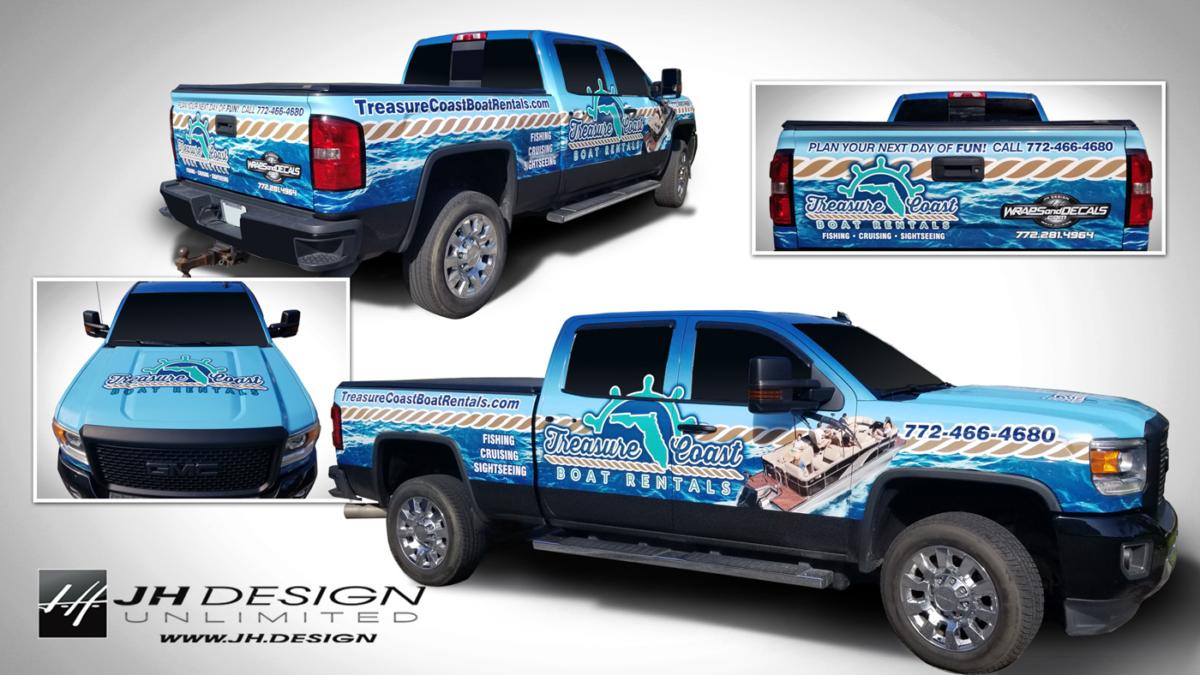 Treasure Coast Vehicle Wraps