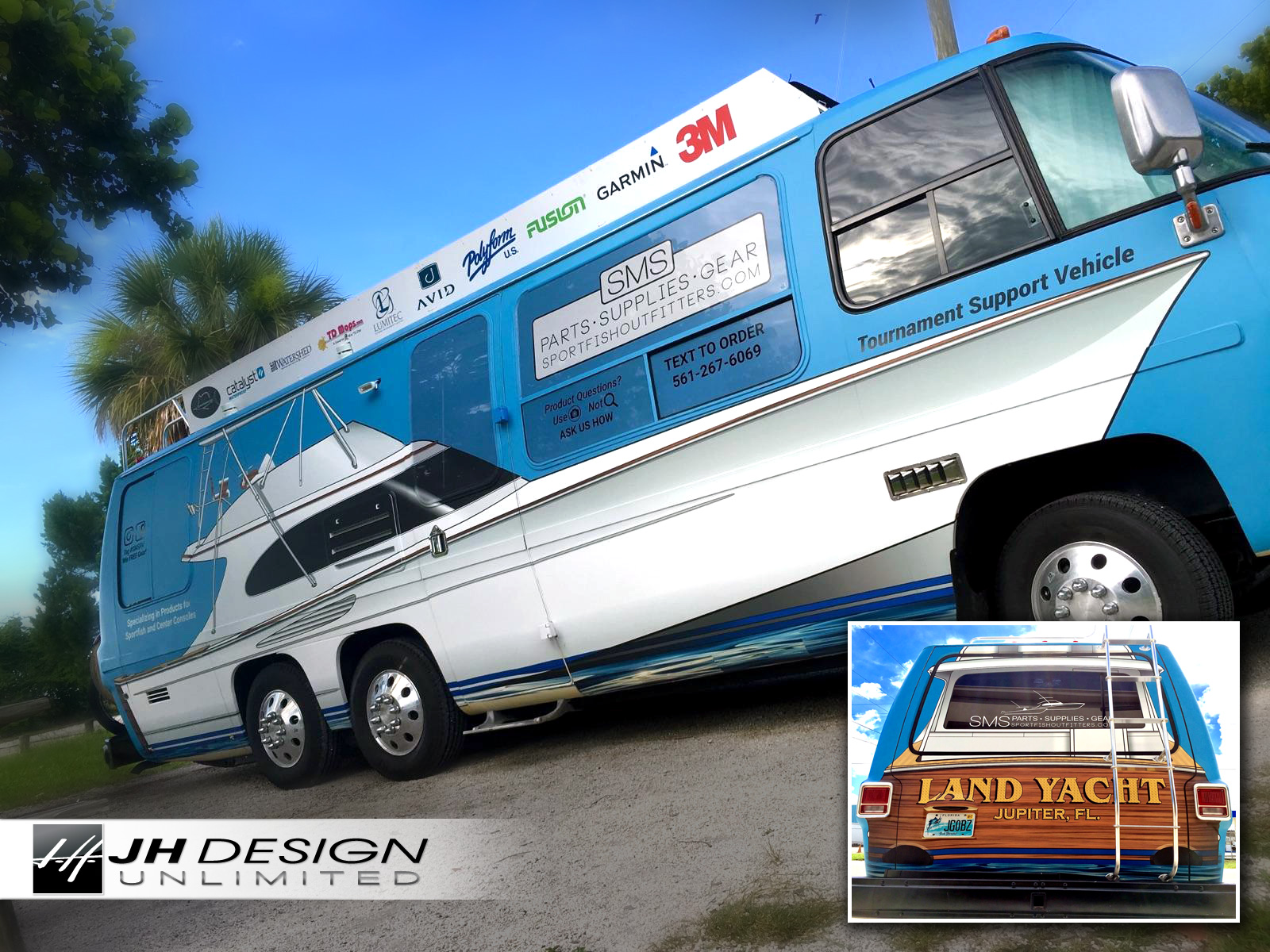 Vehicle Wraps Stuart FL
