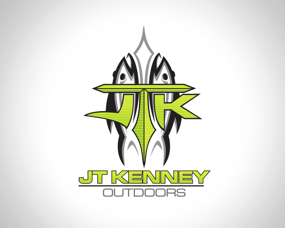 JT Kenney - Logo Design - Port St Lucie