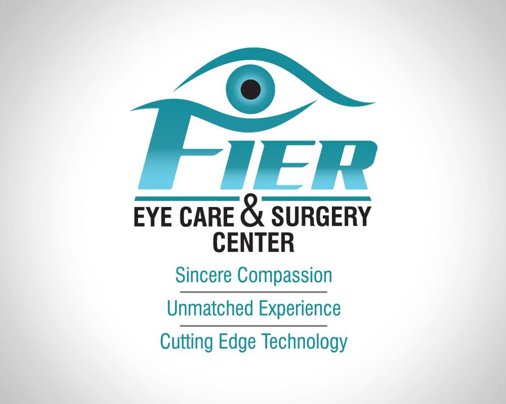 Fier Eye Care - Logo Design - Port Saint Lucie