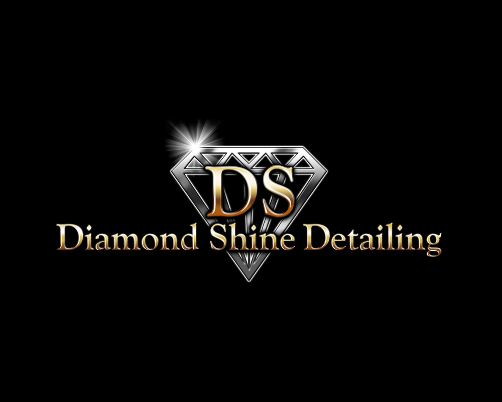 Diamond Shine Detailing - Logo Design - Port Saint Lucie
