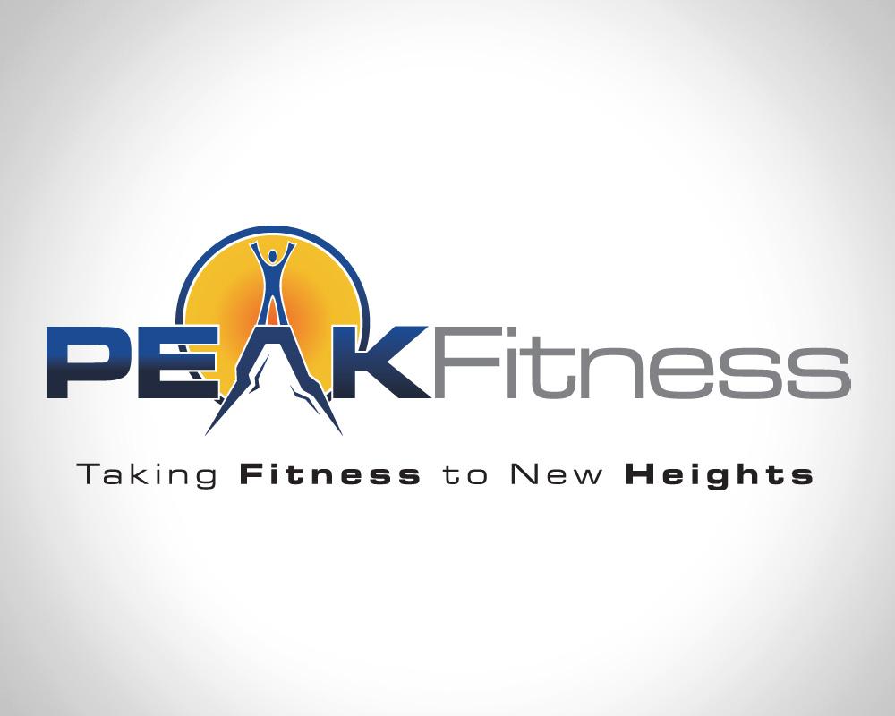 Peak Fitness - Logo Design - Port Saint Lucie, FL