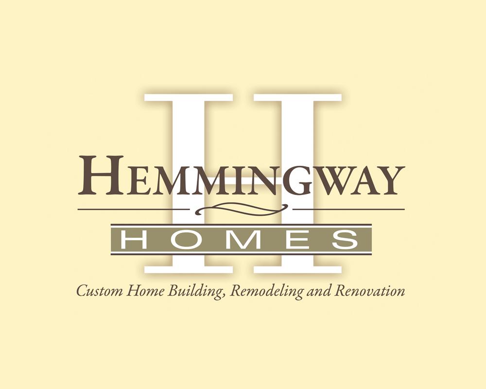 Hemmingway Homes - Logo Design - Treasure Coast