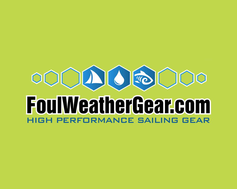 Foul Weather Gear - Logo Design - St Lucie, FL