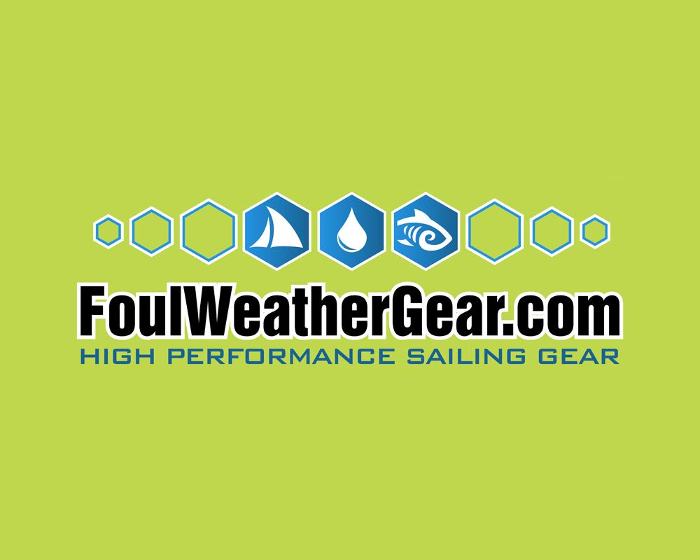 Foul Weather Gear - Logo Design - St Lucie, FL