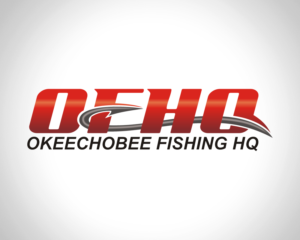 Okeechobee Fishing HQ - Logo Design - Port St Lucie