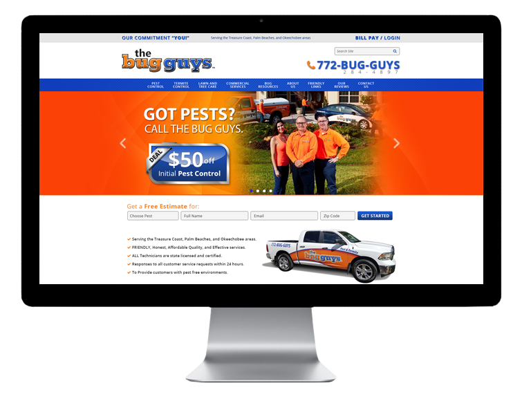 Website Design - Florida