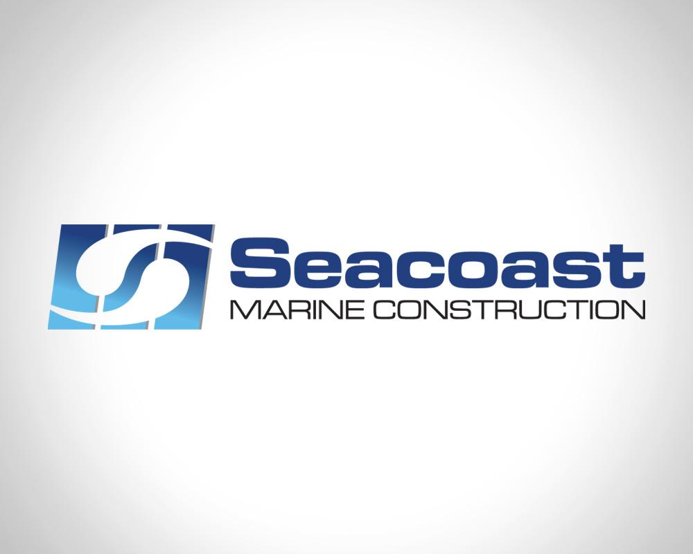 Seacoast Marine - Logo Design - Port St Lucie