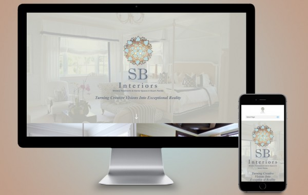 Web Design Stuart - SB Interiors