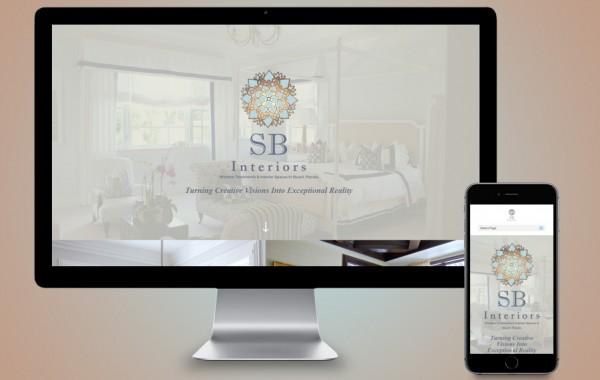 Web Design Stuart - SB Interiors