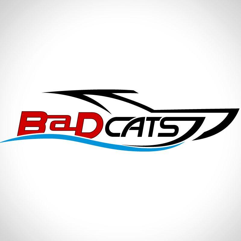 BaD Cats Logo Design