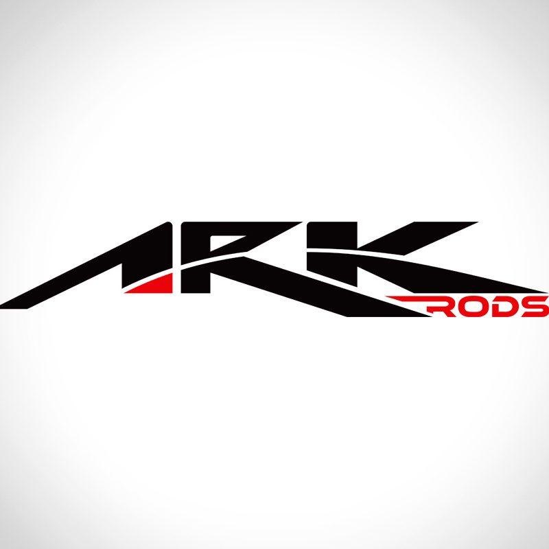 ARK Rods Logo Design