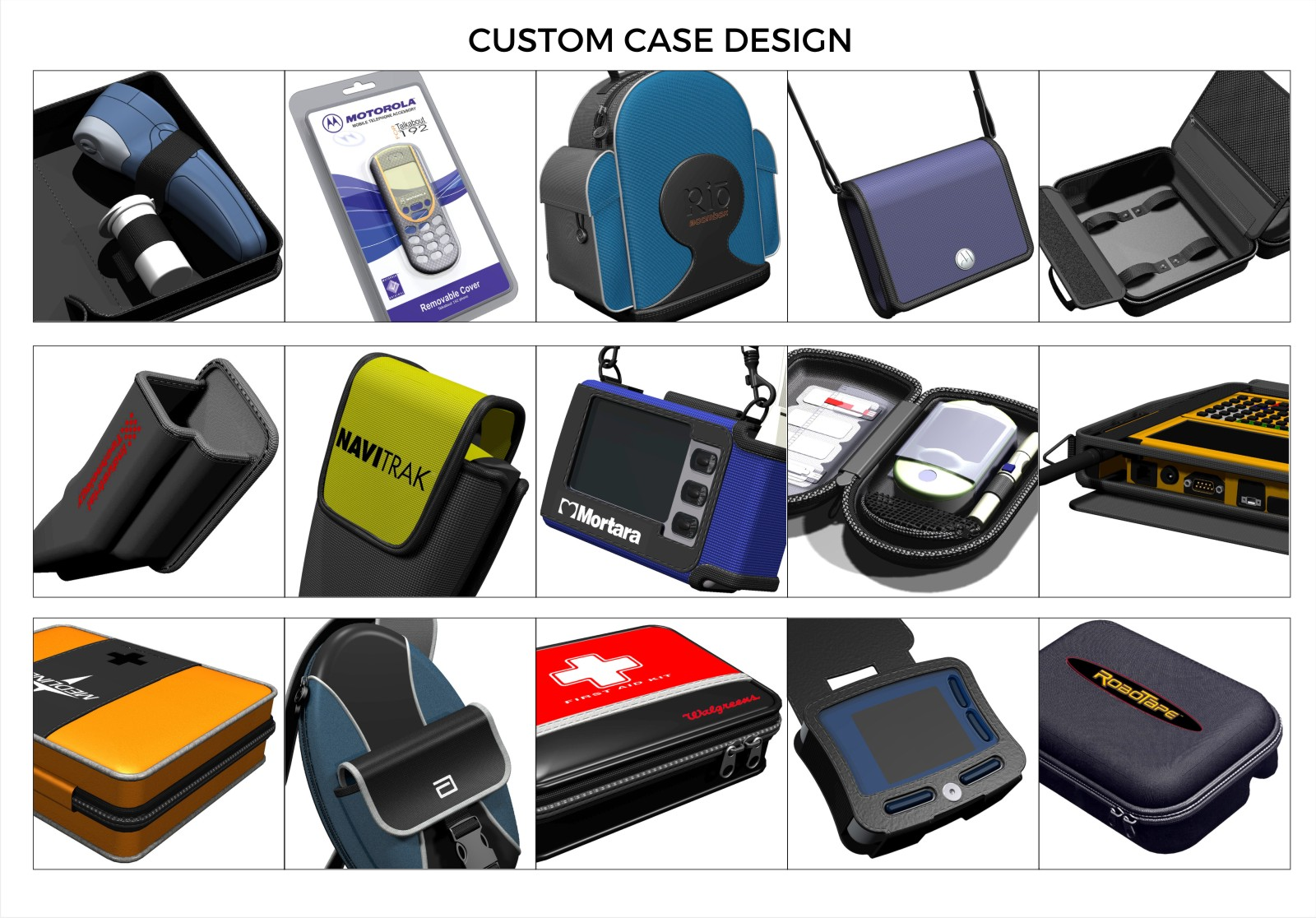 Custom Cases - Product Designers, Florida