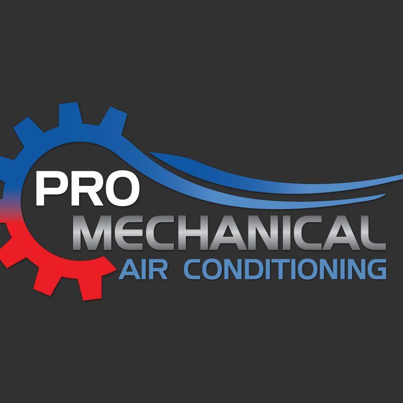 Pro Mechanical AC - Logo Design - Port Saint Lucie