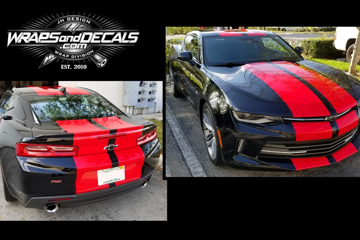 Racing Stripes Stuart Florida