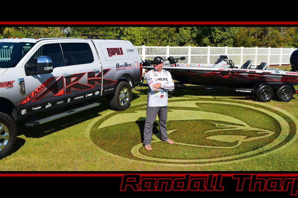 Randall Tharp - 2020 Truck & Boat Wrap