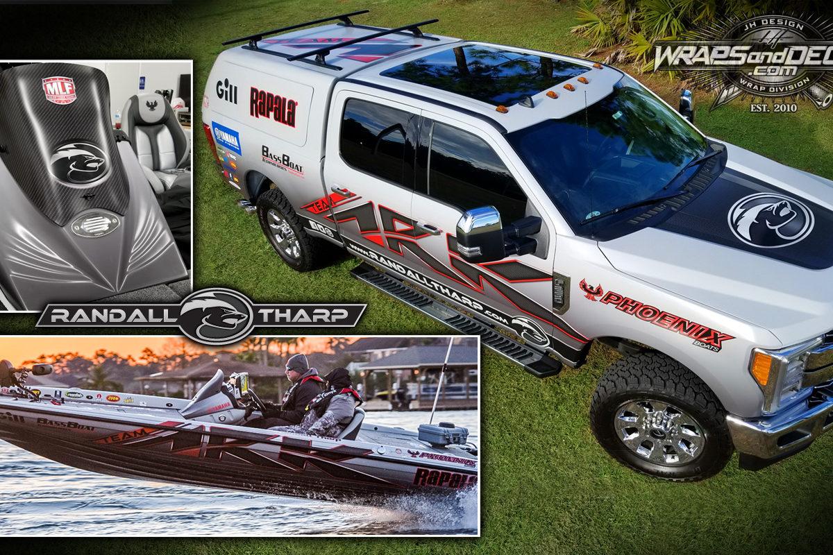 Randall Tharp Boat Wrap
