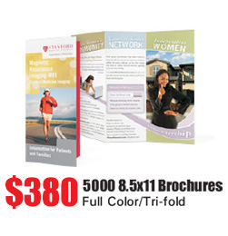 Brochure Printing - Saint Lucie, Stuart, Ft Peirce