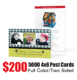 Post Card Printing - Port Saint Lucie, Stuart, Fort Peirce